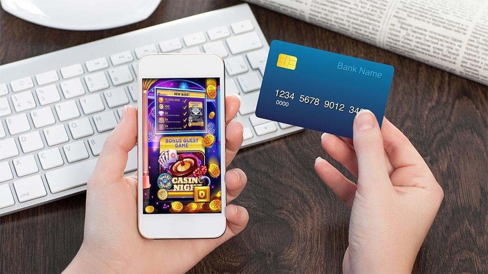 Betalning med kreditkort